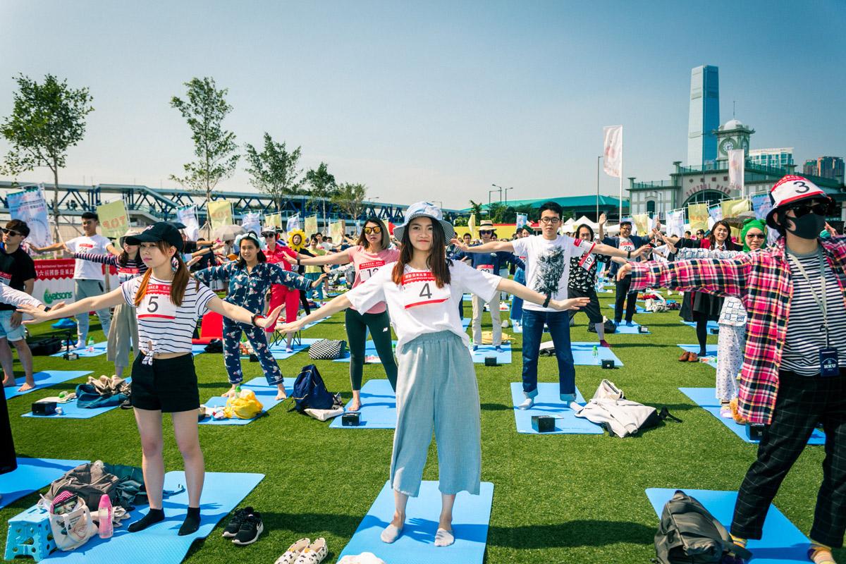Соревнования по ничегонеделанию в Южной Корее