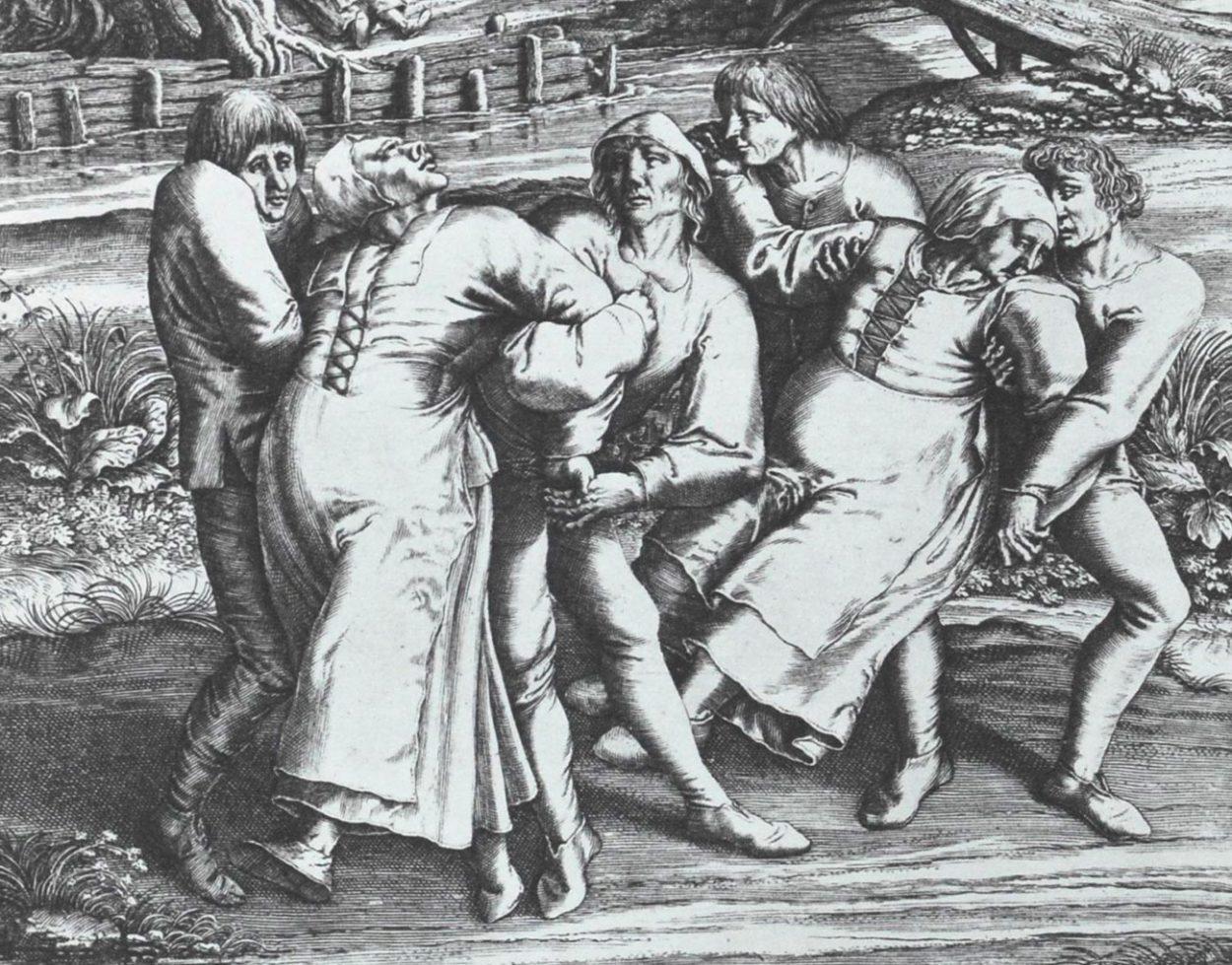 Эпидемия танцевальной чумы в Страсбурге