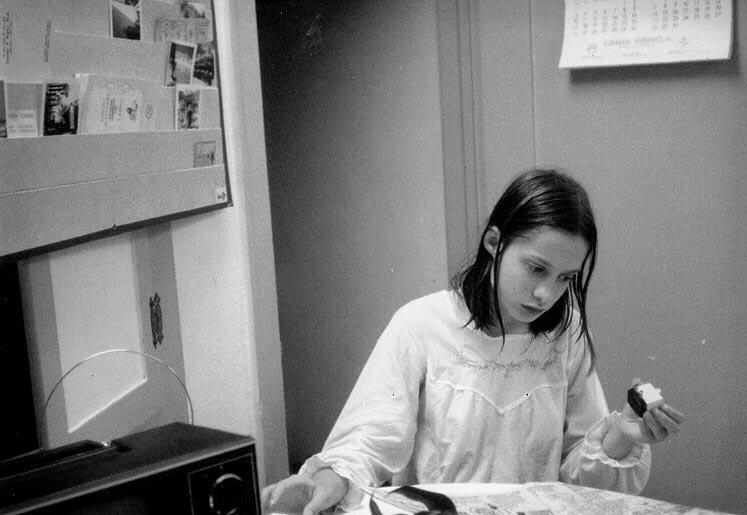 Трудное детство Джини: 12лет взапертой комнате