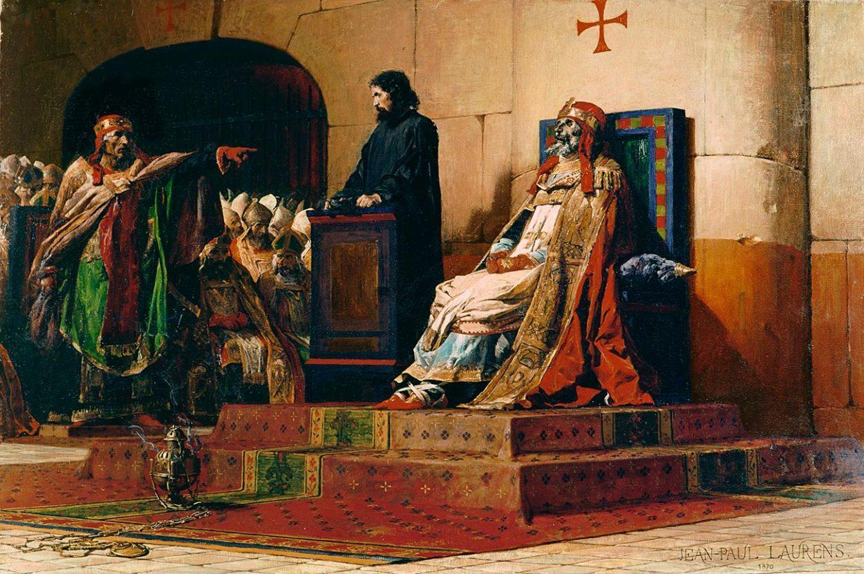 Трупный синод: какмёртвый Папа Римский Формоз подтрибунал попал