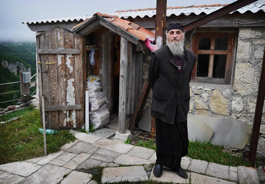 Монах Максим Кавтарадзе