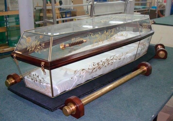 Хрустальный гроб