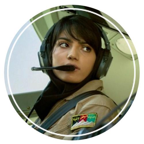 Нилуфар Рахмани — Первая в истории Афганистана женщина-летчик военно-воздушных сил.