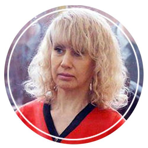 Глава женской банды амазонок Инесса Тарвердиева