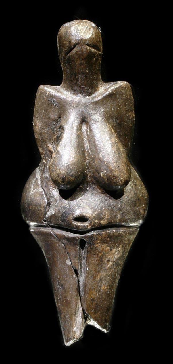 Скульптура Вестоницкой Венеры