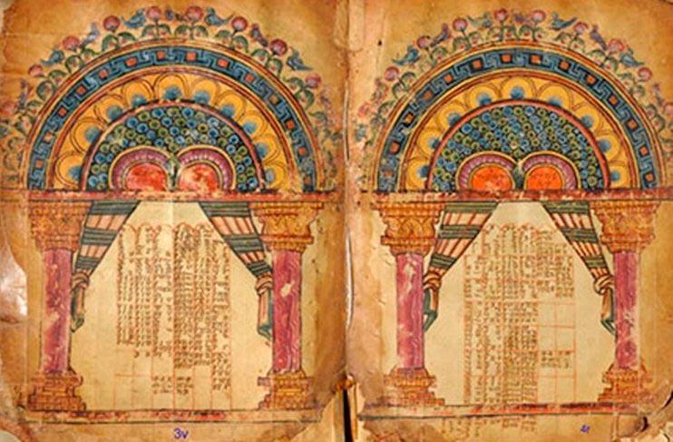 Рукопись Евангелия Гаримы