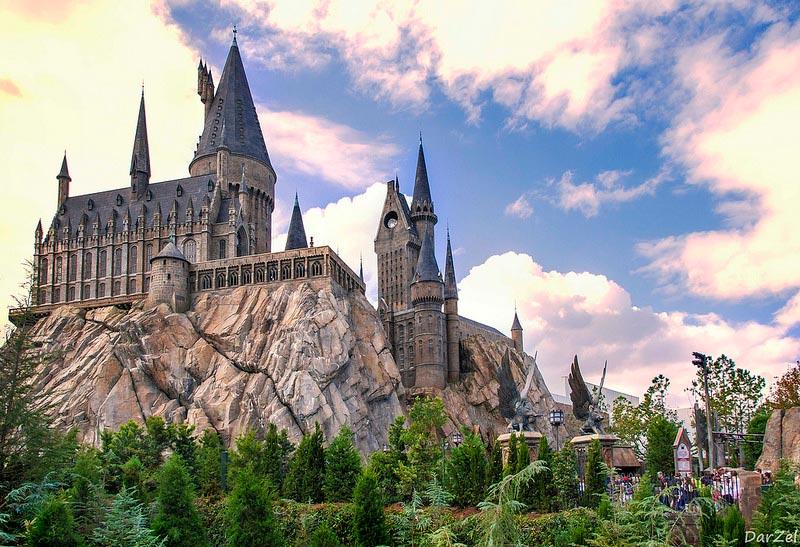 Школа чародейства и волшебства «Хогвартс»