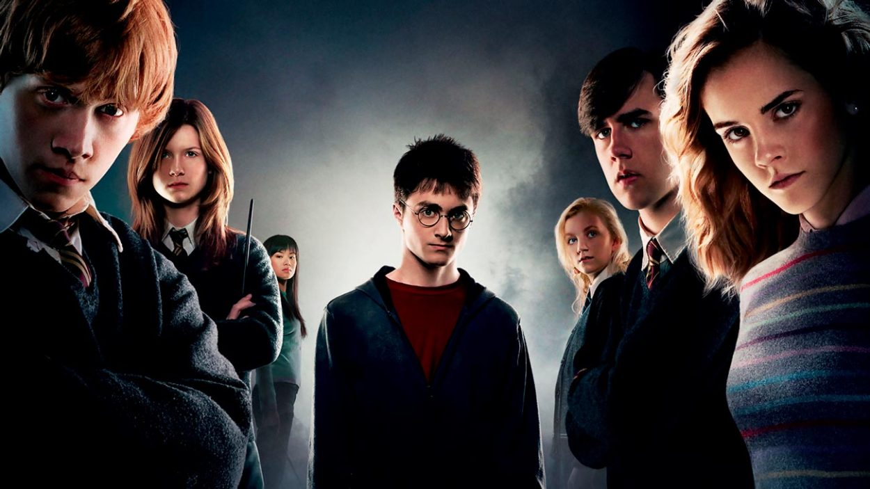 Cекреты Гарри Поттера