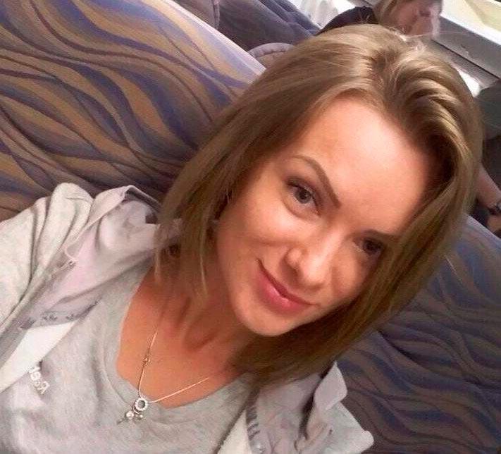 Последнее фото Анны Сергеевой