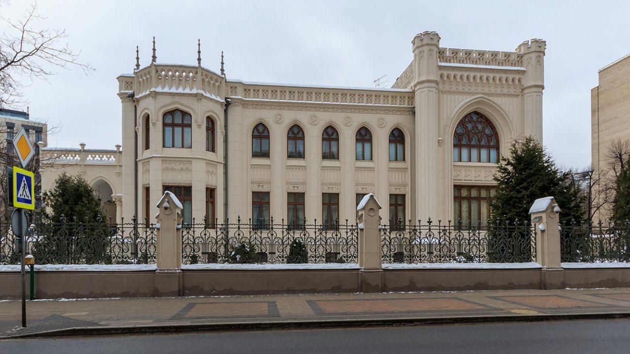 Особняк Саввы Морозова на Спиридоновой улице, г. Москва