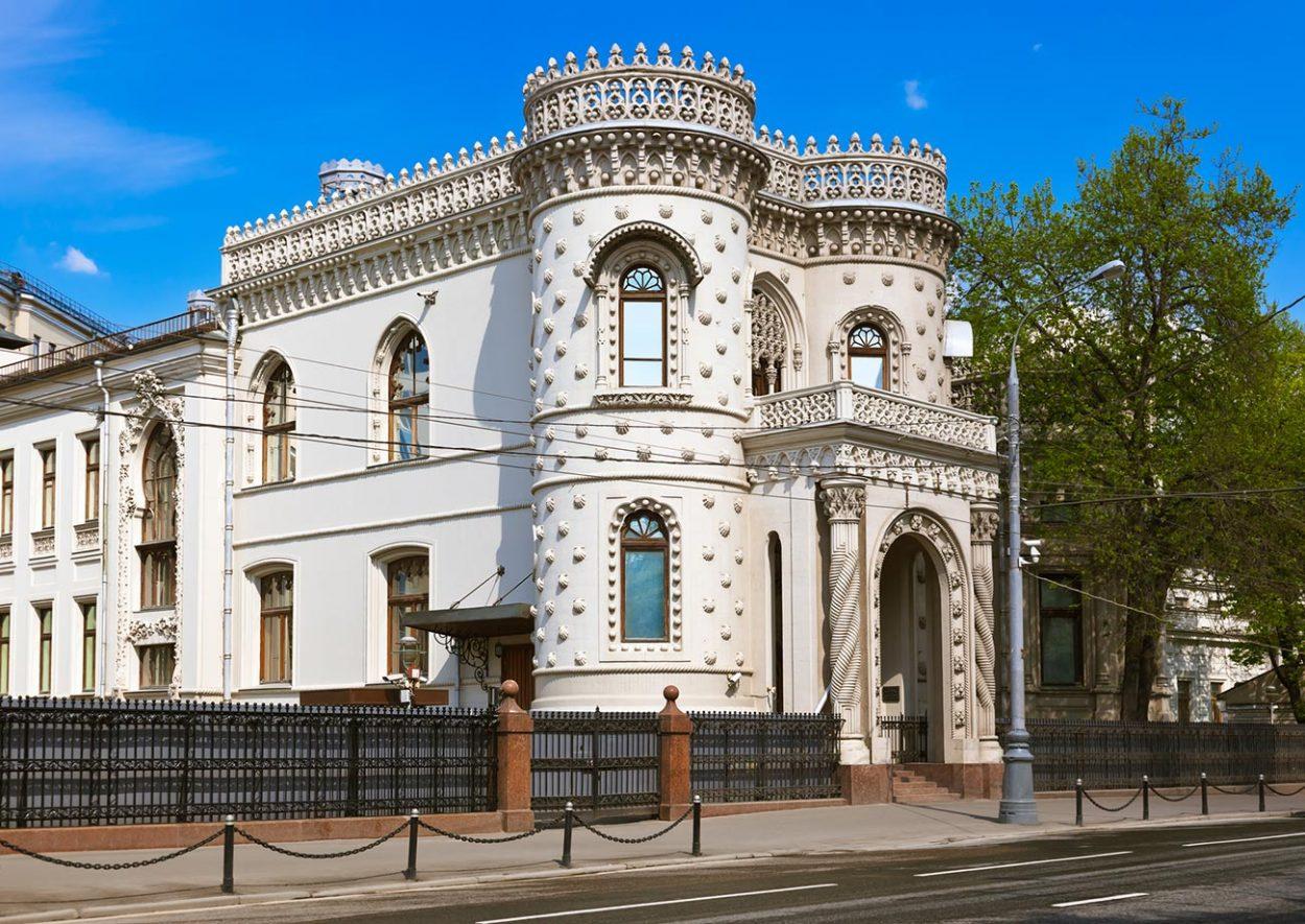 Особняк Арсения Морозова на Воздвиженской улице, г. Москва