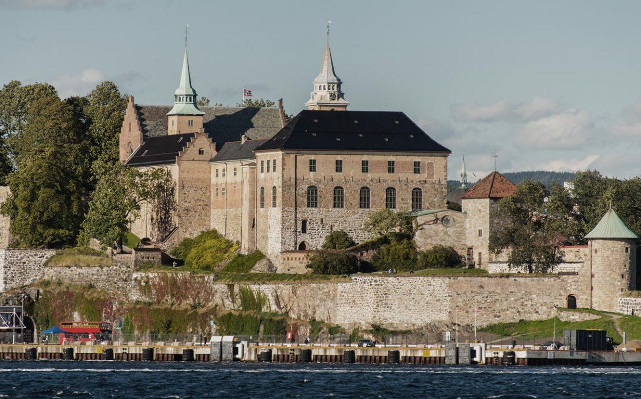 Средневековая крепость Акерсхус