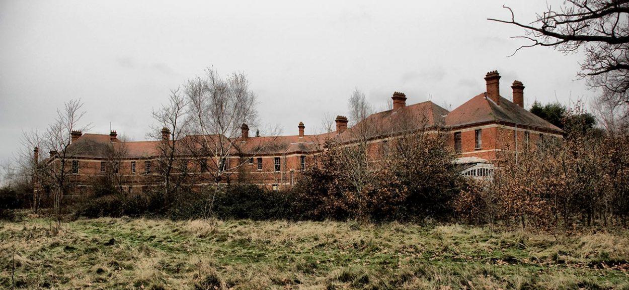 Заброшенная больница Хеллингли