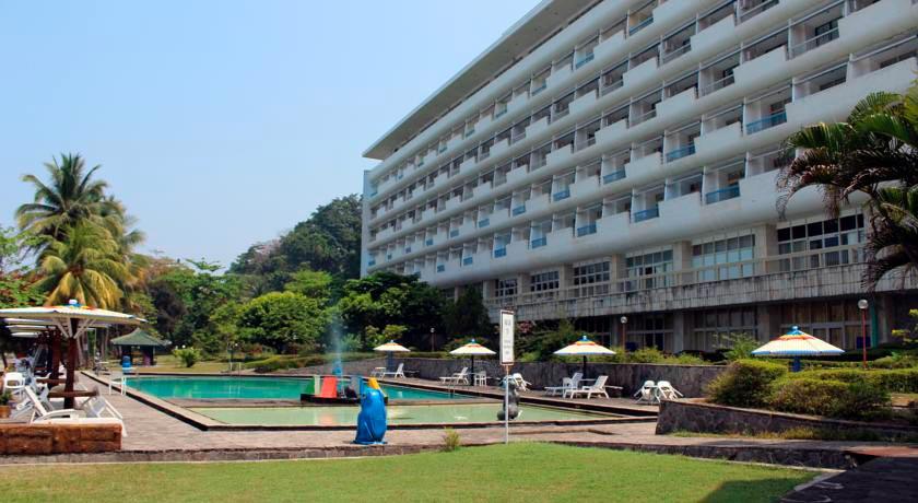 Отель Samudra Beach в Пелабуханрату