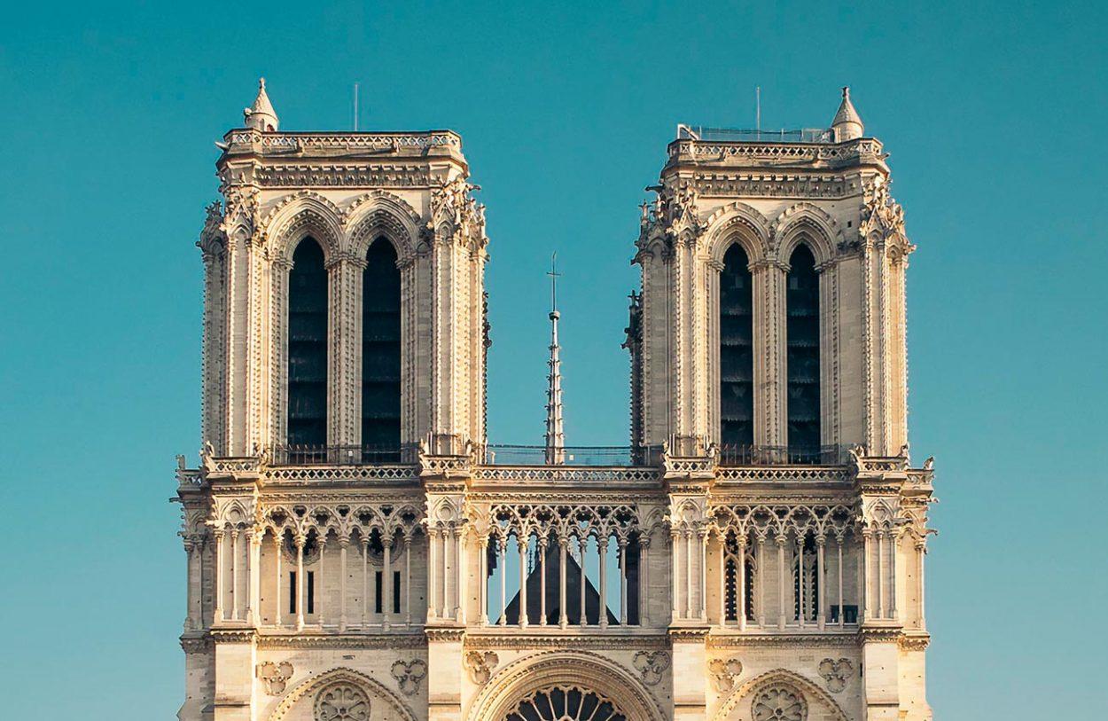 Башни Нотр-Дам-де-Пари