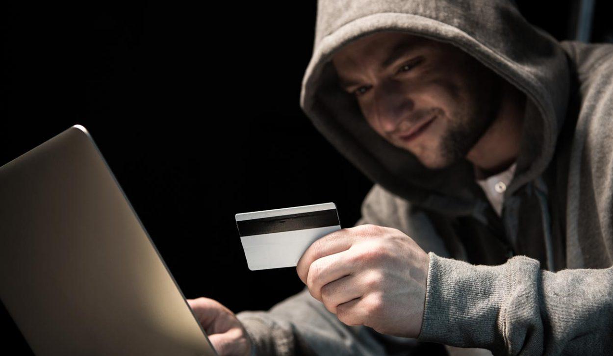 Интернет мошенник