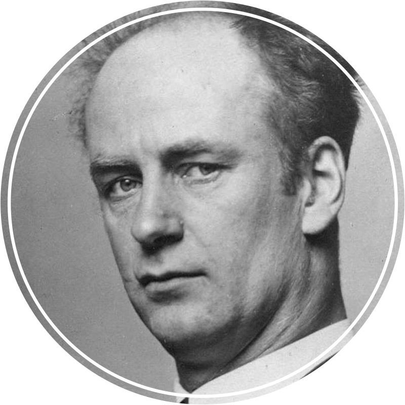 Немецкий композитор и дирижёр Вильгельм Фуртвенглер