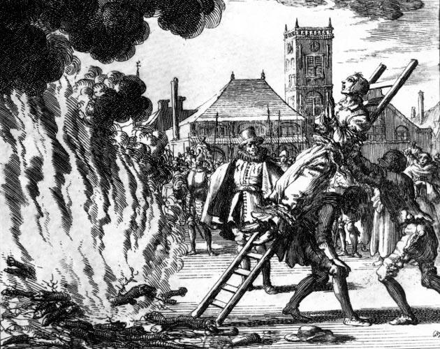 Инквизиция в Вале