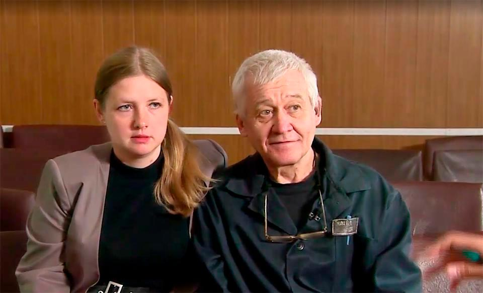 Елена и маньяк Сергей Ткач