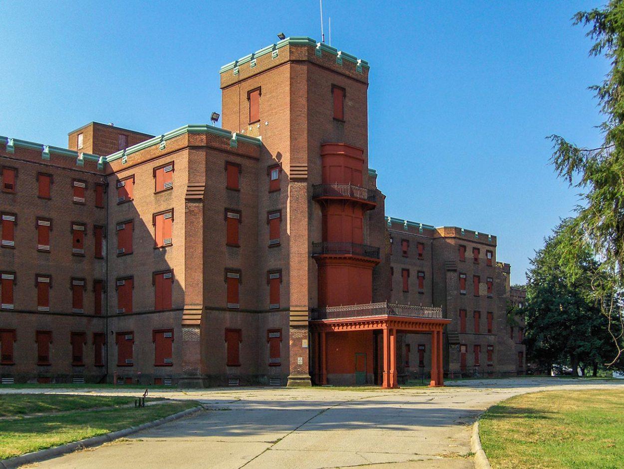 Психиатрическая больница Святой Елизаветы