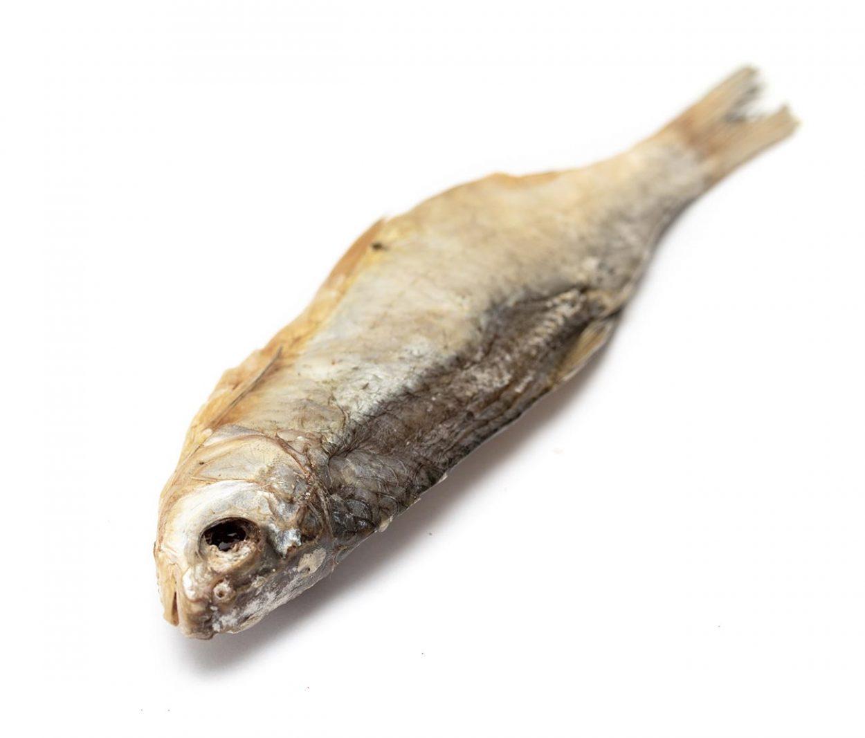 Сушёная рыба