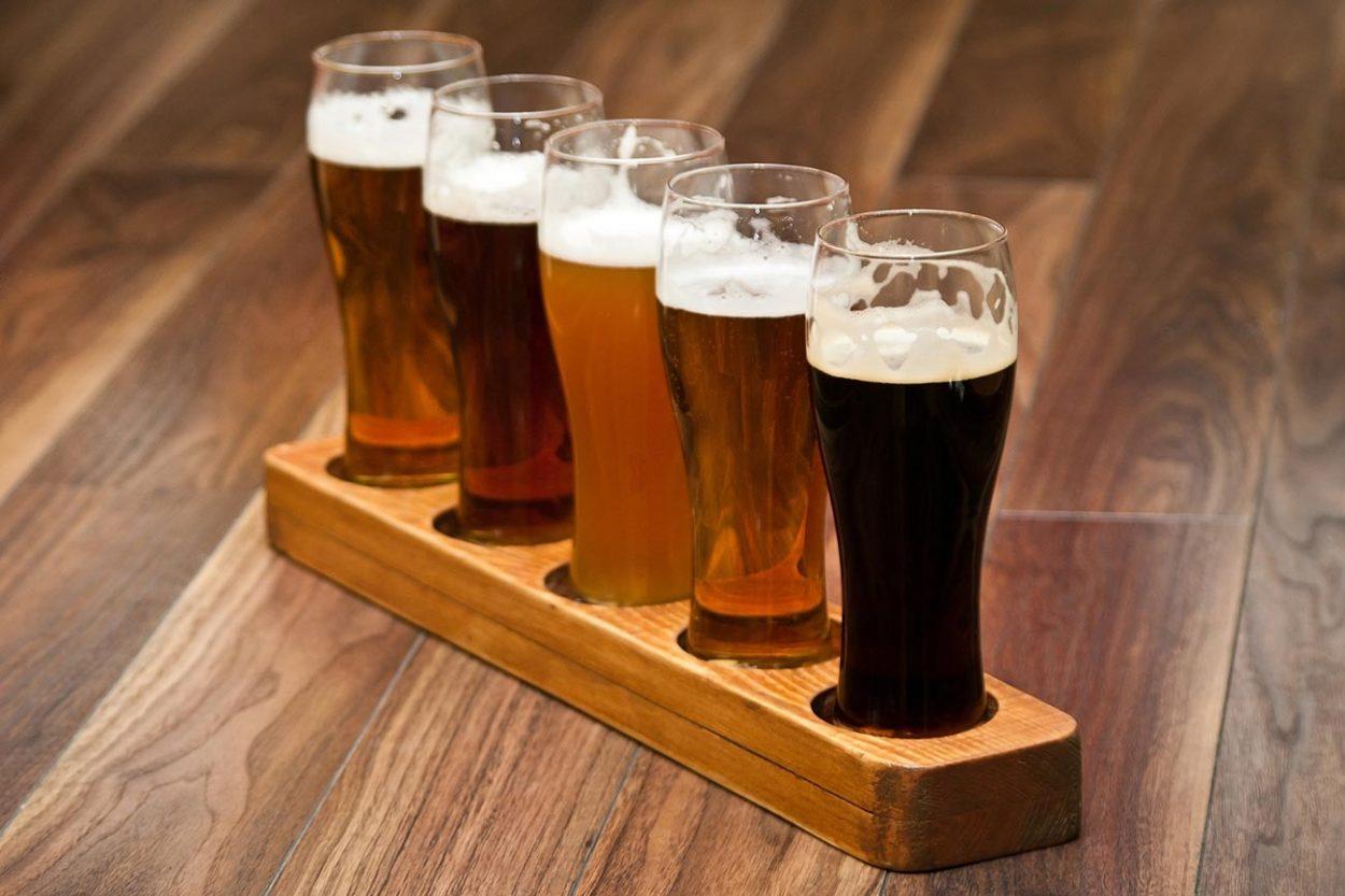 Крафтовое пиво названия