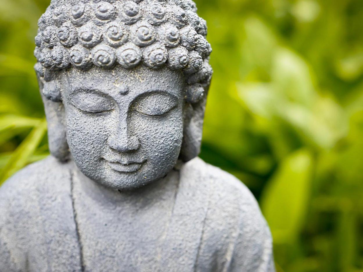 Бог буддистов