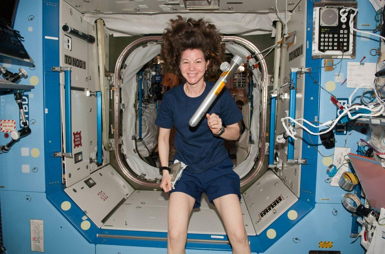 Все космонавты наМКС должны уметь говорить по-русски
