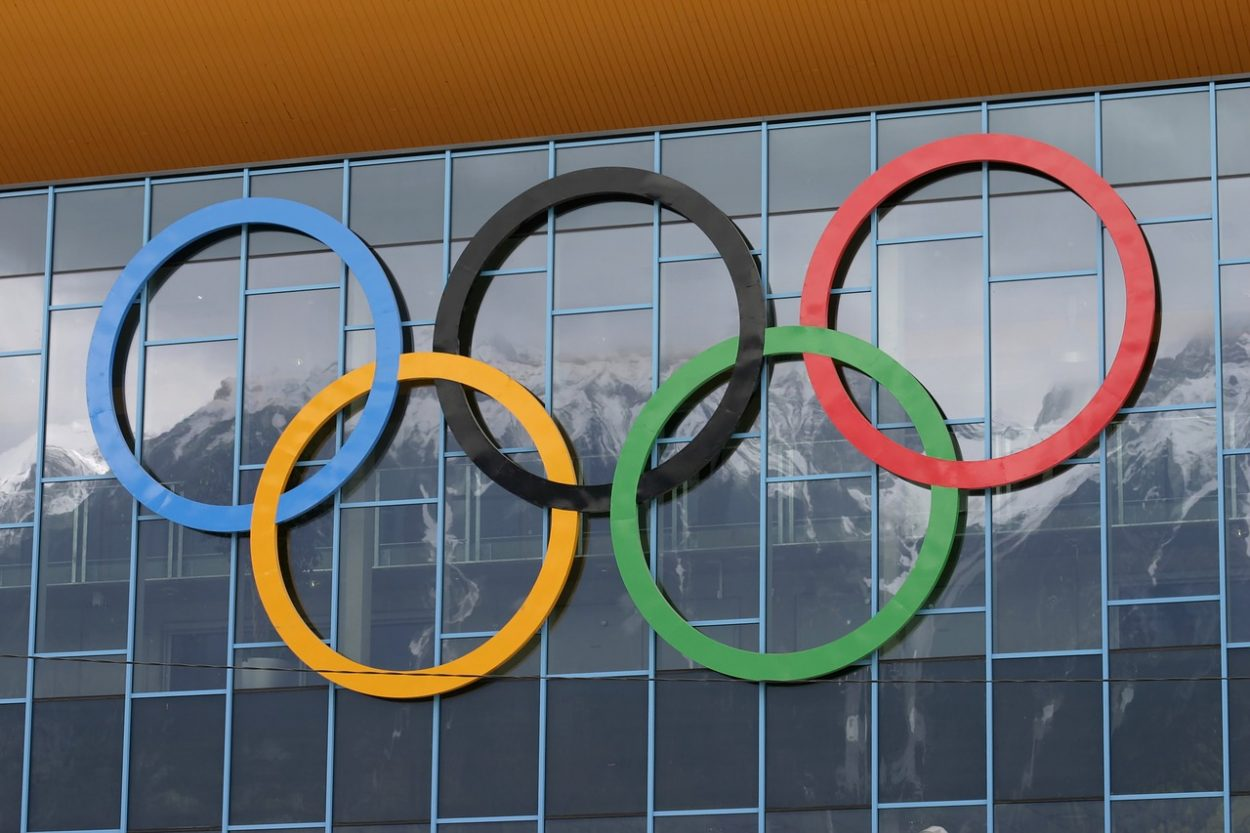 Что означают цвета олимпийских колец?