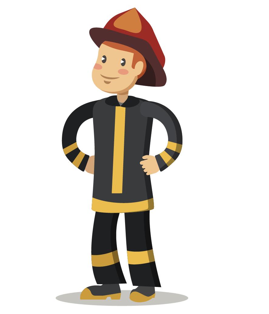 Анекдот про пожарного имальчика