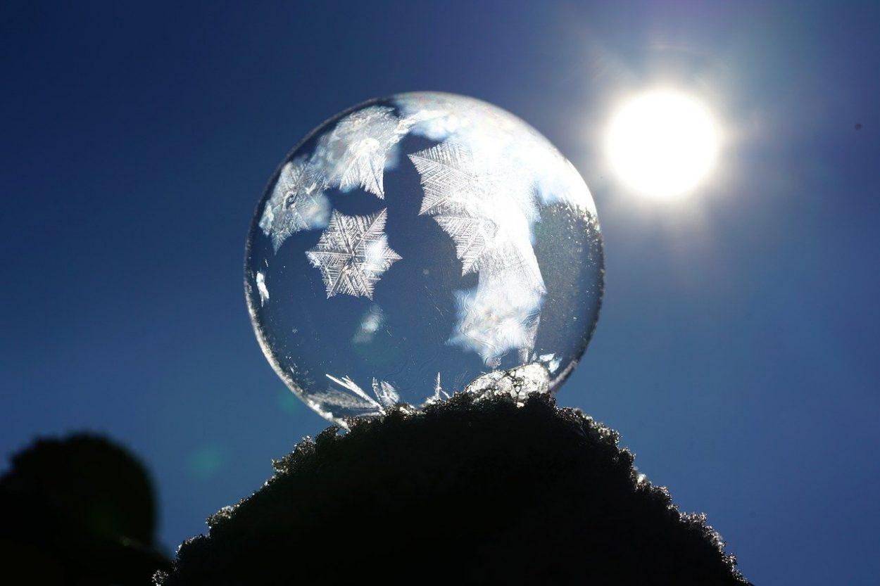 Мы живём вконце ледникового периода