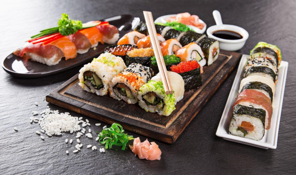Современные виды суши — Статьи партнёров   Management.com.ua