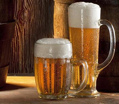 Вкус пива зависит от бокала, в который оно налито