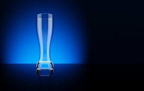 Бокал для пшеничного пива (нем.: weizen Glass)