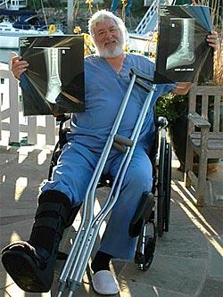 Самый невезучий путешественник в мире — американец Гэри Фельдман