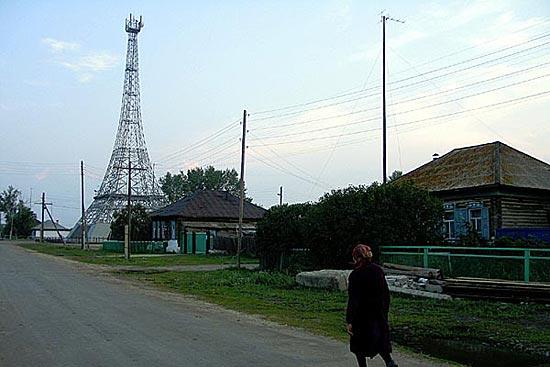 В Челябинской области есть Париж и Эйфелева башня