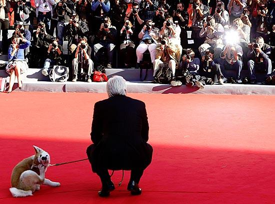 Ежегодно в России проводится «Оскар для животных» — международный кинофестиваль «Золотой клык»