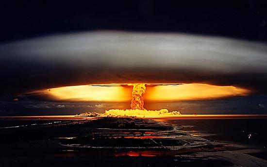 Бикини получило свое название благодаря атомной бомбе