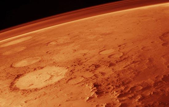 На Марсе есть «Ходячие горы»