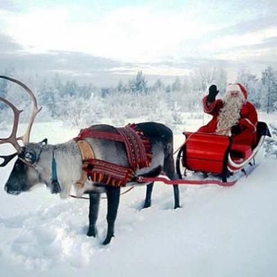 Санта-Клауса не существует