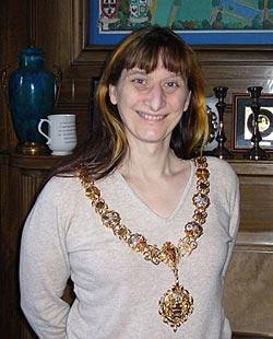 В 2007-ом году мэром Кембриджа (Великобритания) был транссексуал