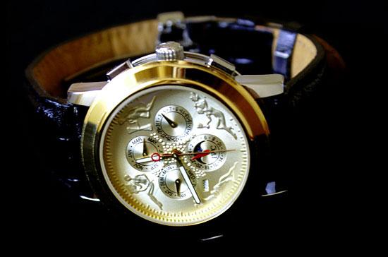 10 фактов о наручных часах