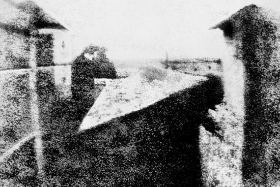 Жозеф Ньепс — Вид из окна