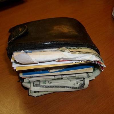 Утерянные бумажники могут возвращаться к хозяину спустя 40 лет