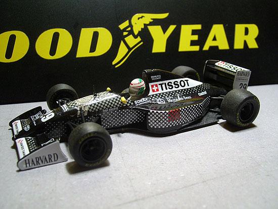 Tissot F1