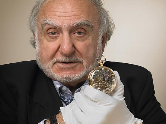 Николас Джордж Хайек