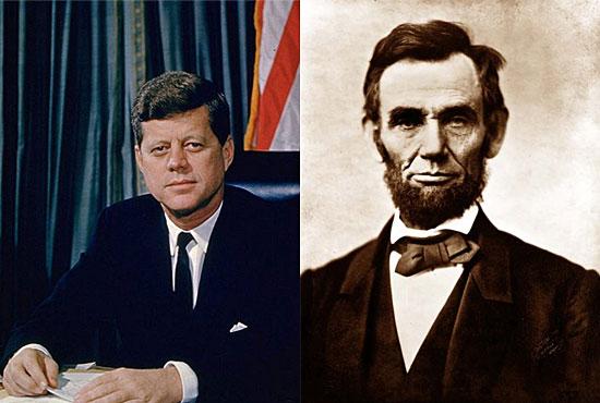 10 фактов о странных совпадениях между американскими президентами Д. Кеннеди и А. Линкольном