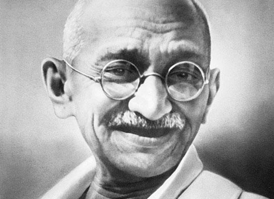 Ганди освободил Индию