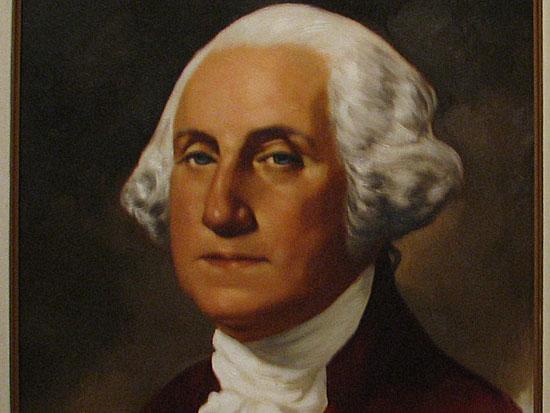 Джордж Вашингтон был первым президентом США