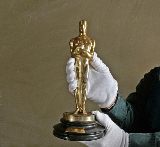 Гипсовый Оскар